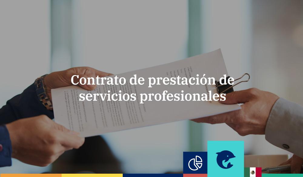 Contrato de prestación de servicios profesionales: elementos