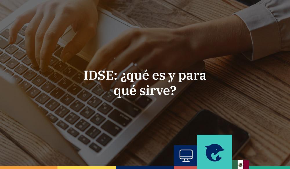 IDSE: ¿qué es y para qué sirve?