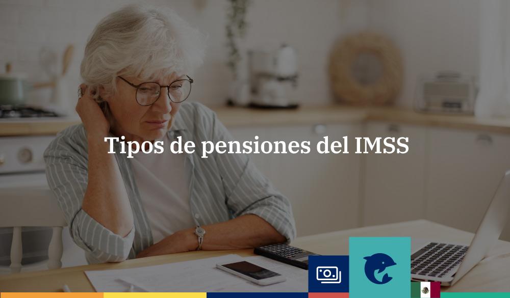 Tipos de pensiones del IMSS